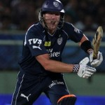 Cameron White ensured first win for Deccan Chargers
