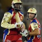 Chris Gayle and AB de Villiers butchered Kings XI Punjab