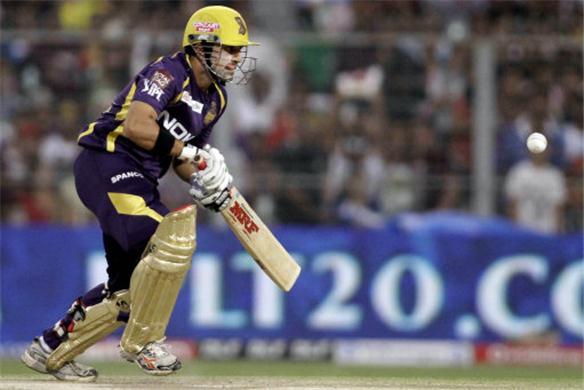 Gautam Gambhir - Sensible batting while opening the innings