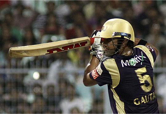 Gautram Gambhir - A stormy innings of 93 off 51 balls