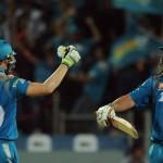 Pune Warriors chastened ex champions Chennai Super Kings