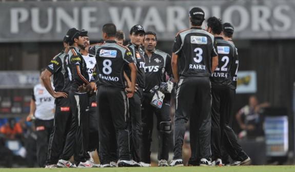 Pune Warriors - Positive beginning in IPL 2012