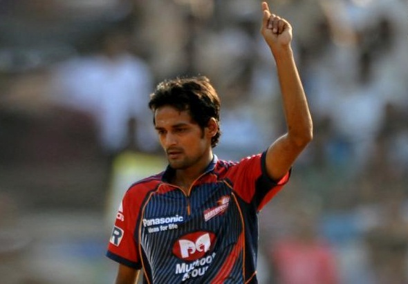 Shahbaz Nadeem - 'Player of the match' for providing initial dent in Mumbai Indians' batting