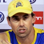 Stephen Fleming - Worried about the performance of his team