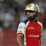 The diminishing form of Virat Kohli in the IPL 2012