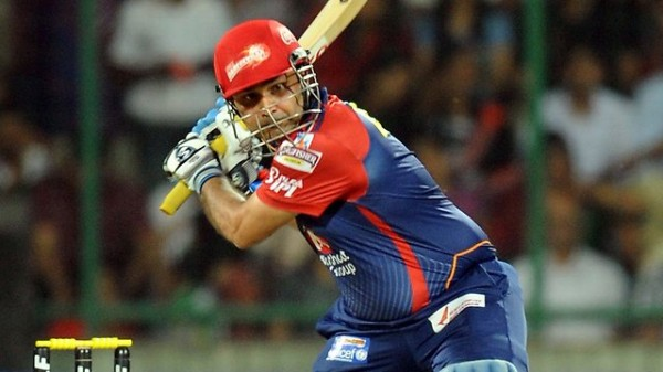 Virender Sehwag - Created histroy in the IPL with four connseutive fifties