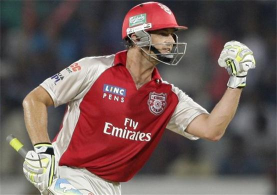 Adam Gilchrist - Led from the front by his unbeaten knock of unbeaten 64 runs