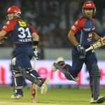 David Warner and Naman Ojha crushed Deccan Chargers
