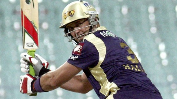 Jacques Kallis - 'Player of the match' for his all round performance