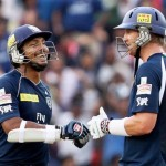 Kumar Sangakkara boiled Pune Warriors as Deccan Chargers won their 2nd game