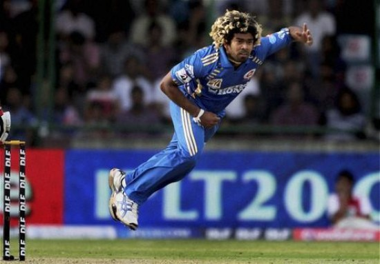 Lasith Malinga - 'Player of the match'