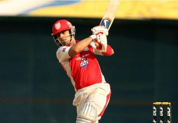 Mandeep Singh - Pioneer for the victory by thrashing 75 runs