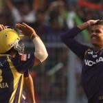 Kolkata Knight Riders beat Pune Warriors in a tough game