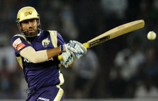Yusuf Pathan - A thundering knock of 40 off 21 balls