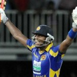 Angelo Mathews - 'Player of the match' for his scintilating knock
