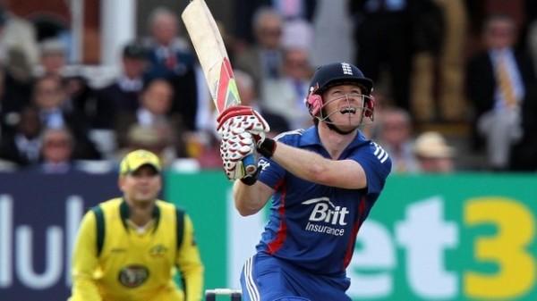 Eoin Morgan - A blistering unbeaten knock of 89 runs