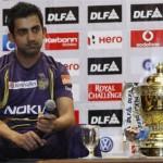 Gautam Gambhir - Indian Test captaincy, next target