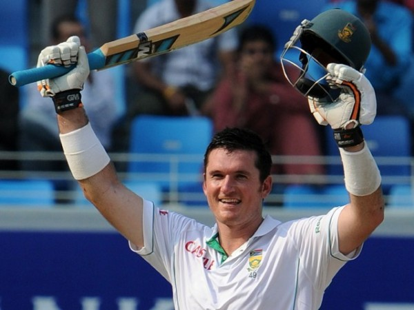 Graeme Smith - Insight of achieving a couple of landmarks in the series