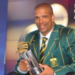 Vernon Philander- South African Test cricketer of the year
