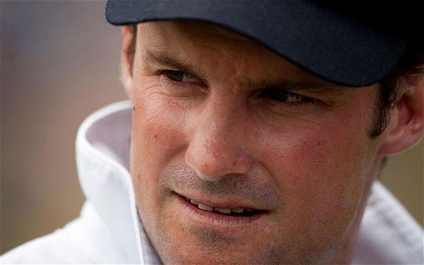 Andrew Strauss - A tough challenge ahead