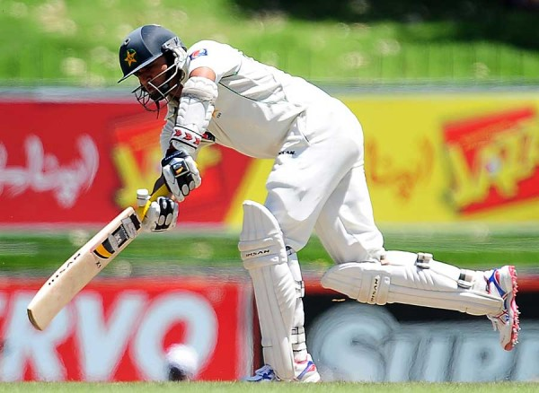 Azhar Ali - The first batsman to smash three Test tons in 2012