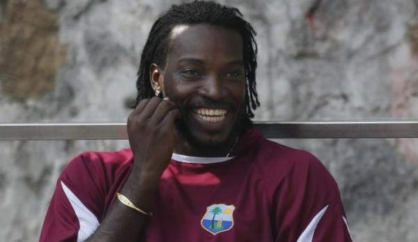 Chris Gayle - A threat for New Zealand in the ongoing series