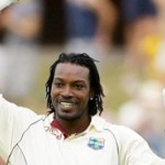 Chris Gayle - Return to the Test arena with a bang