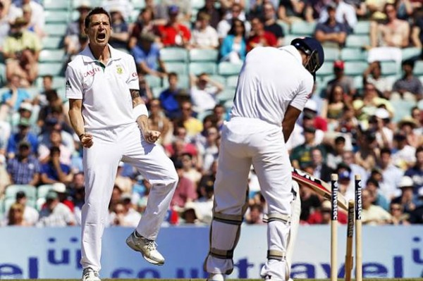 Dale Steyn - Broke the back of England batting in the 2nd innings