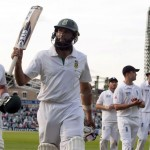 Maiden triple century of Hashim Amla lifts South Africa as England struggles for survival
