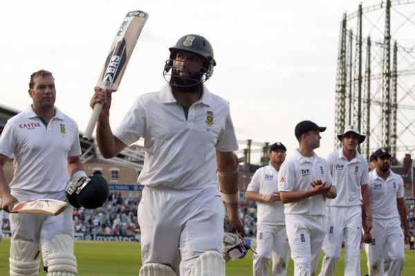 Hashim-Amla - The first South African to score a tripple century as Jacques Kallis smashed 182*