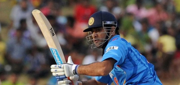 MS Dhoni - Believed the winning of toss was crucial