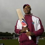 Marlon Samuels - 'Player of the match' for his all-round performance
