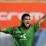 Mashrafe Mortaza - 'Player of the match' for his scintillating all-round performance
