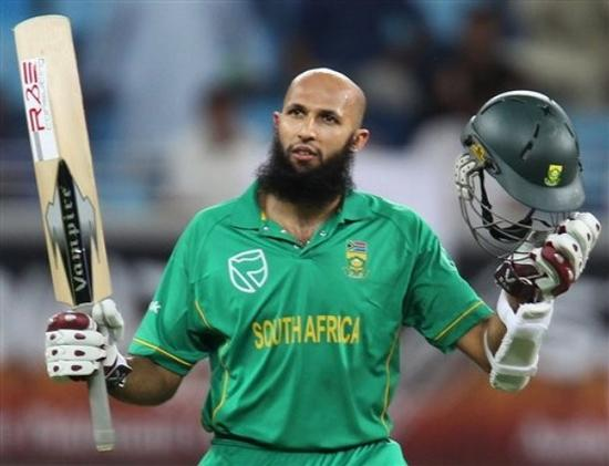Hashim Amla - Superb form against England continued with a ton in the second ODI