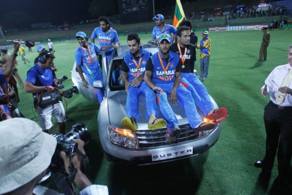 Team India - Rising to the new heights