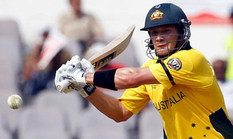 Watson, Australia's vice captain