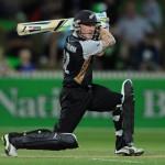 Brendon McCullum - A stromy knock of 91 runs