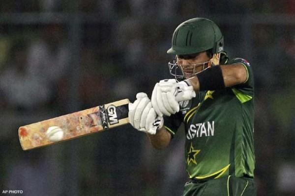 Kamran Akmal - A scintillating unbeaten knock of 92 from 50 balls