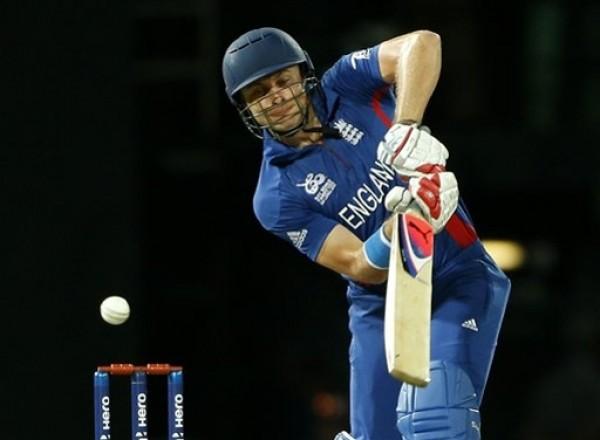 Luke Wright - A destructive innings of 99 from 55 balls