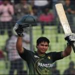 Nasir Jamshed - An entertaining innings of 97 runs
