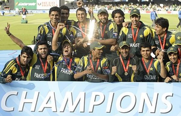 Pakistan - ICC T20 World Chamions 2009