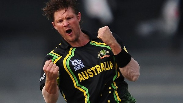 Shane Watson - 'Player of the match' for his all round performance