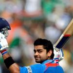 Virat Kohli - A match winning knock of 50 runs