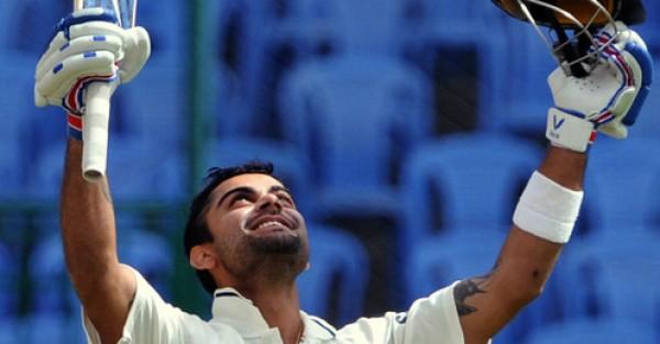 Virat Kohli - Excellent batting in the series