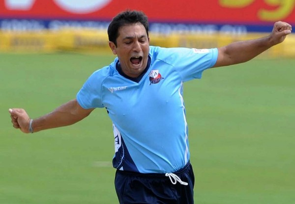 Azhar Mahmood - Sterling all-round performance