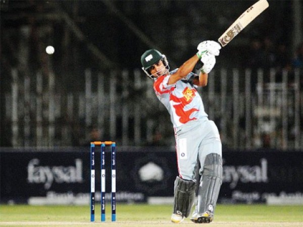 Haris Sohail - A match winning unbeaten knock of 63 runs