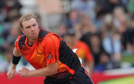 Michael Beer - Excellent bowling spell of 3-13