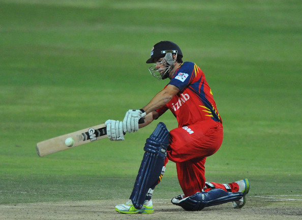 Neil Mckenzie - 'Player of the match' for his outstanding knock