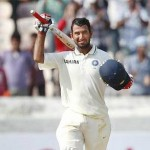 Indian spinners jolted England after Cheteshwar Pujara ruled with the bat – first Test