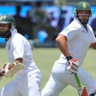 Hashim Amla and Jacques Kallis - Another match winning partnership in progress